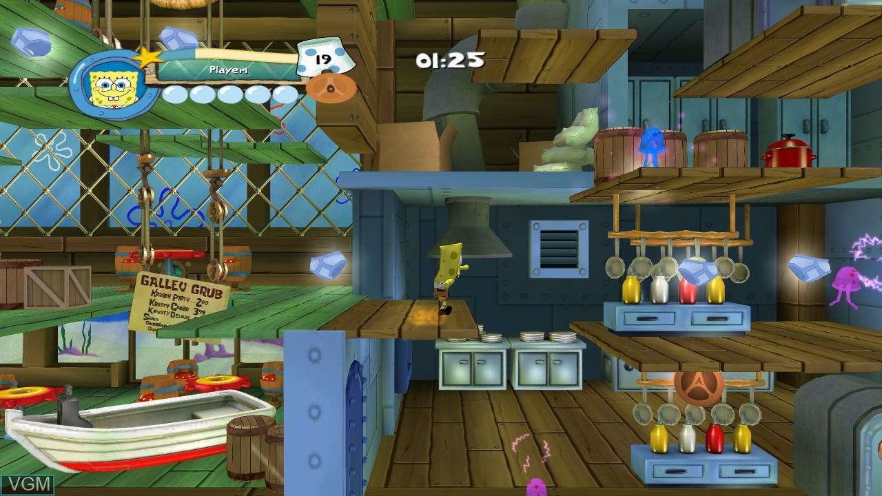 SpongeBob SquarePants - Underpants Slam!