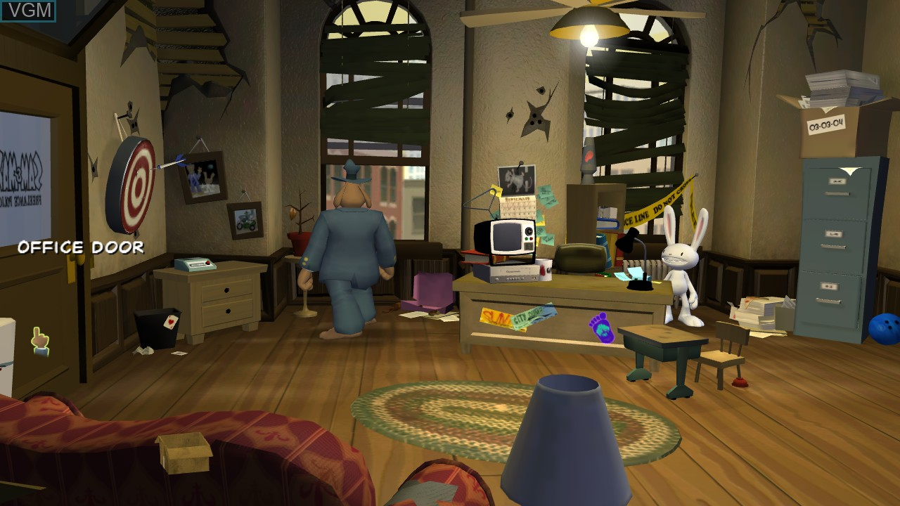 Sam & Max - Save the World