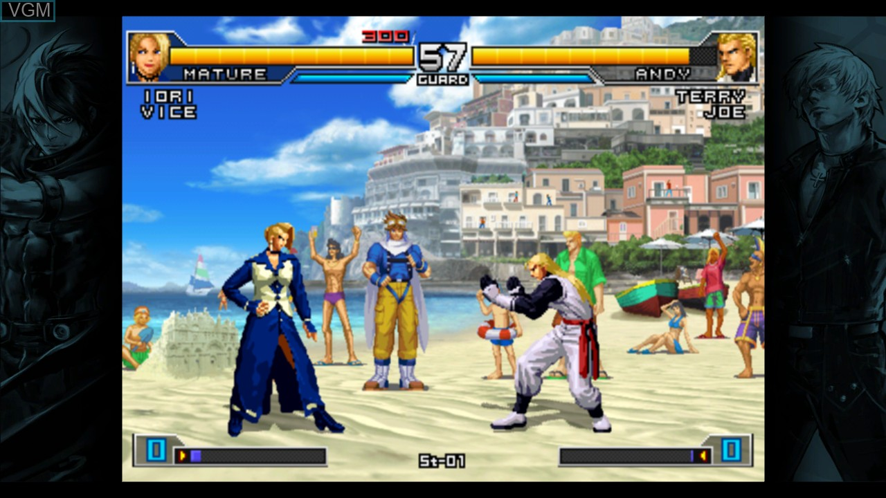 King of Fighters 2002 Unlimited Match, The