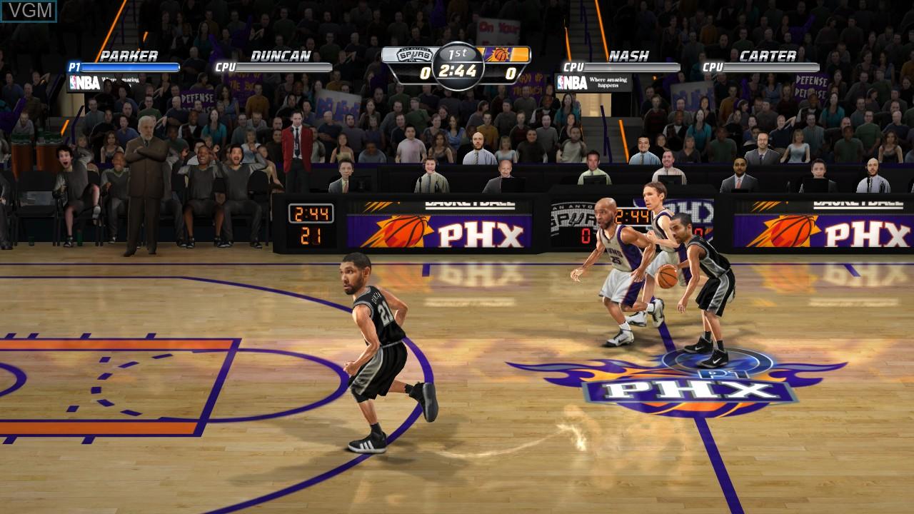 NBA JAM - On Fire Edition