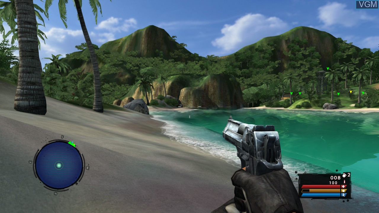 Far Cry Classic Cheats For Microsoft Xbox 360 The Video Games Museum