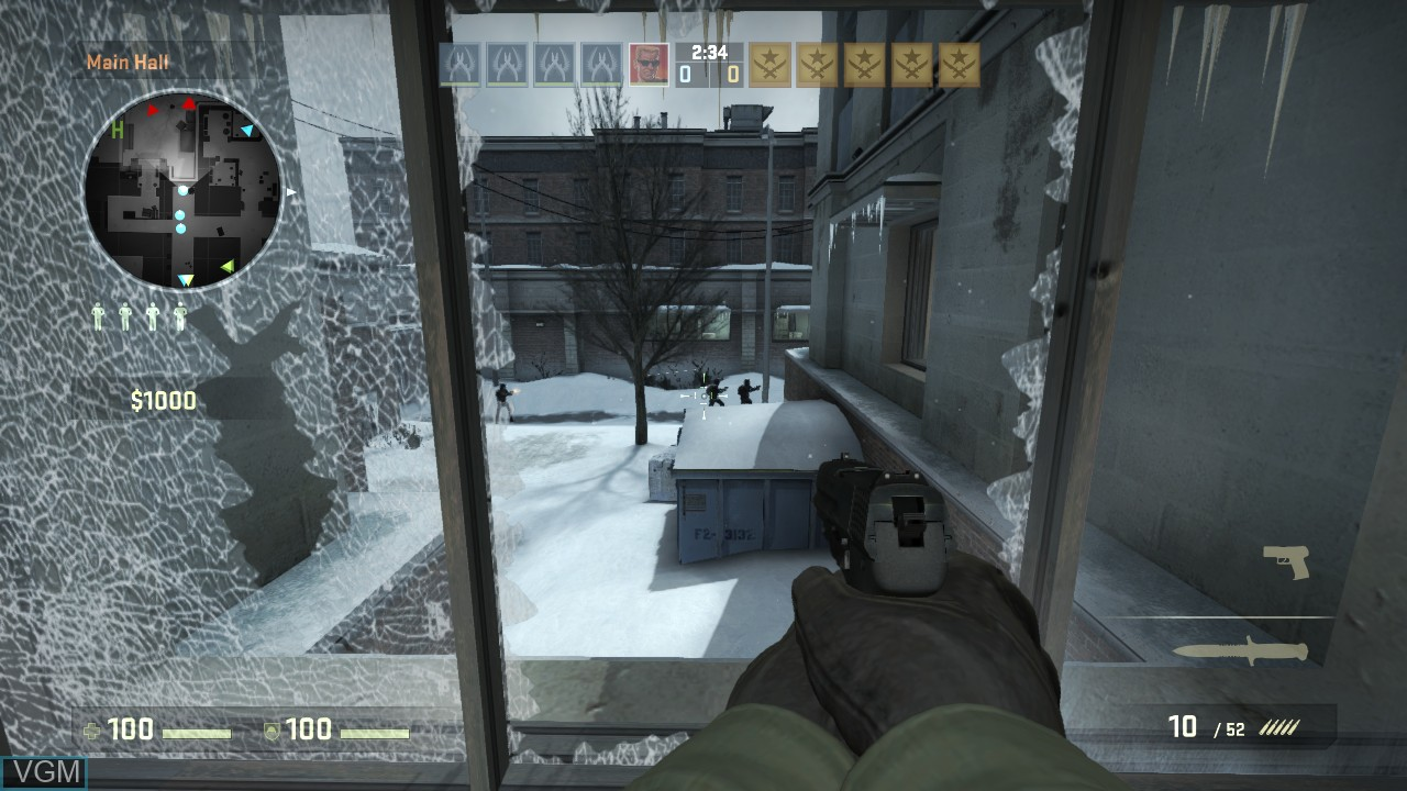Counter-Strike - Global Offensive