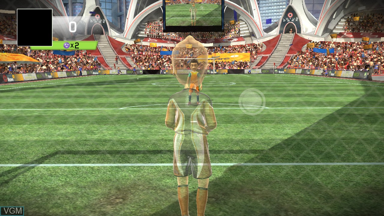 Kinect Sports - Penalty Saver