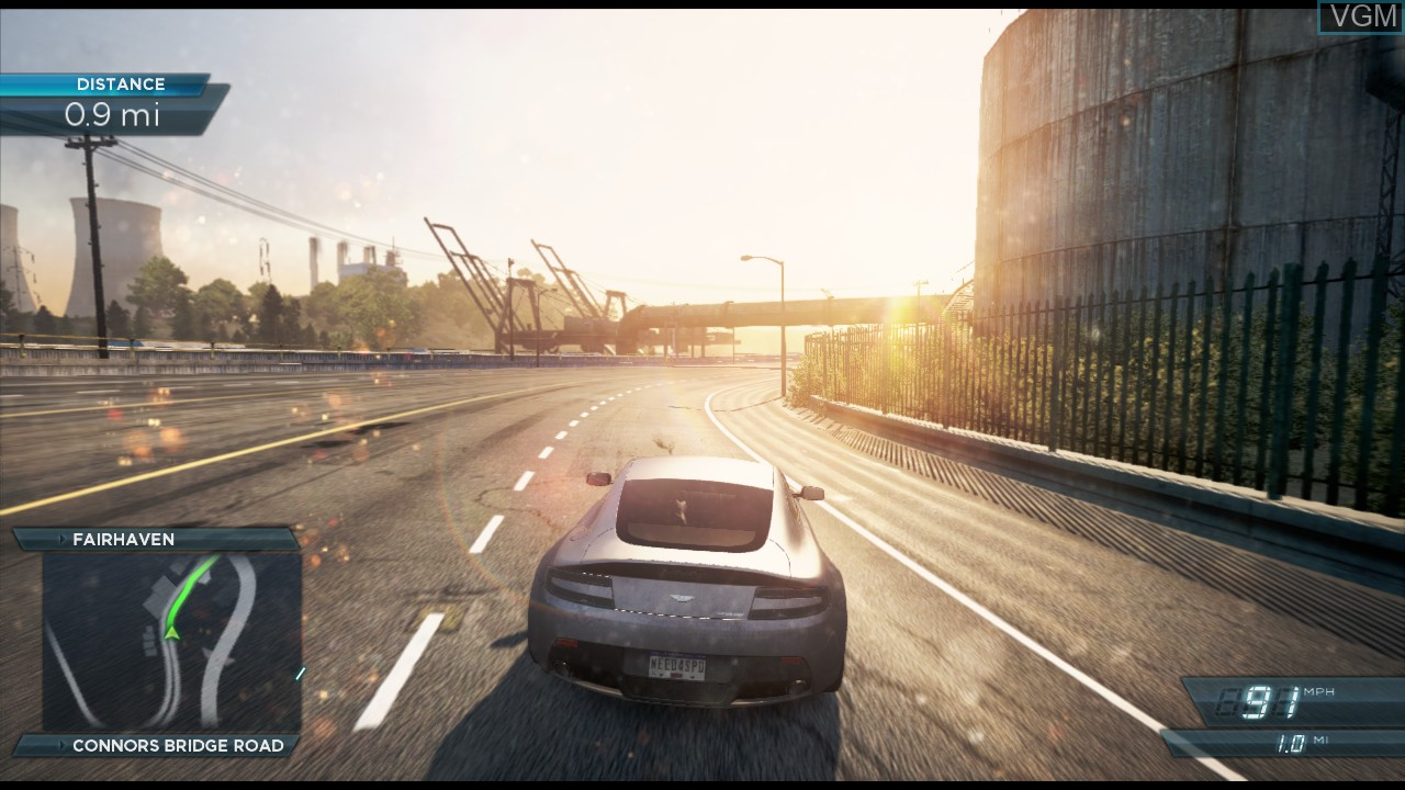 Need for Speed - Most Wanted - A Criterion Game