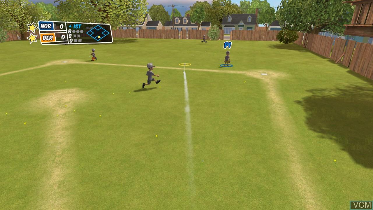 Backyard Sports - Sandlot Sluggers for Microsoft Xbox 360 ...