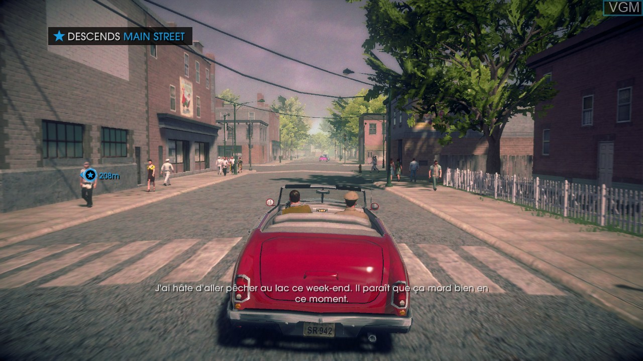 In-game screen of the game Saints Row IV on Microsoft Xbox 360