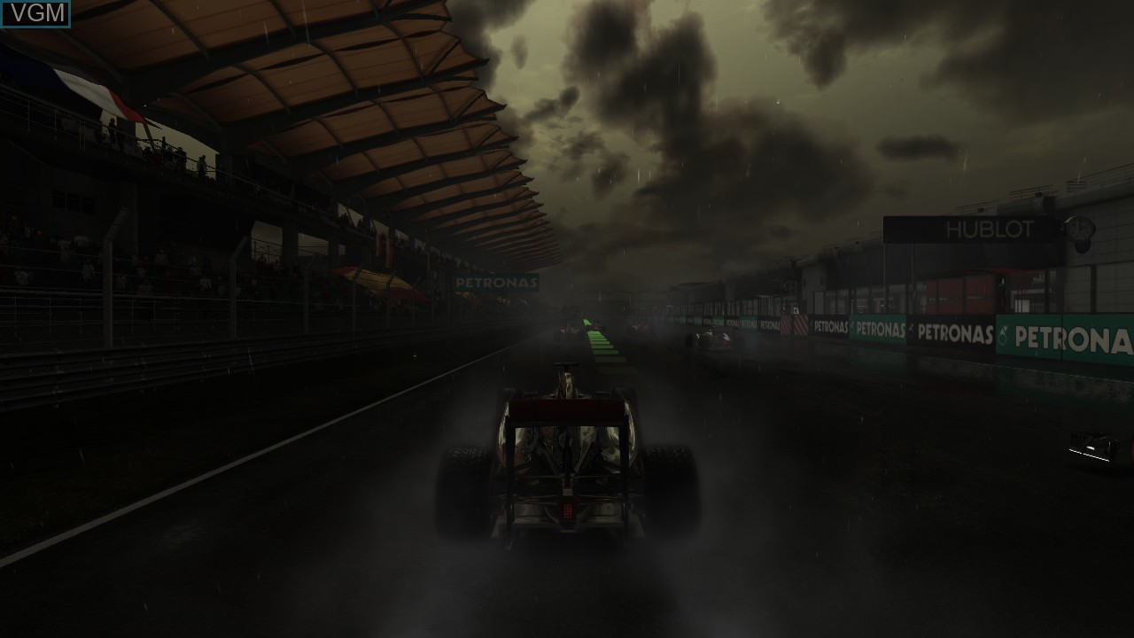 F1 2011 for Microsoft Xbox 360 - The Video Games Museum