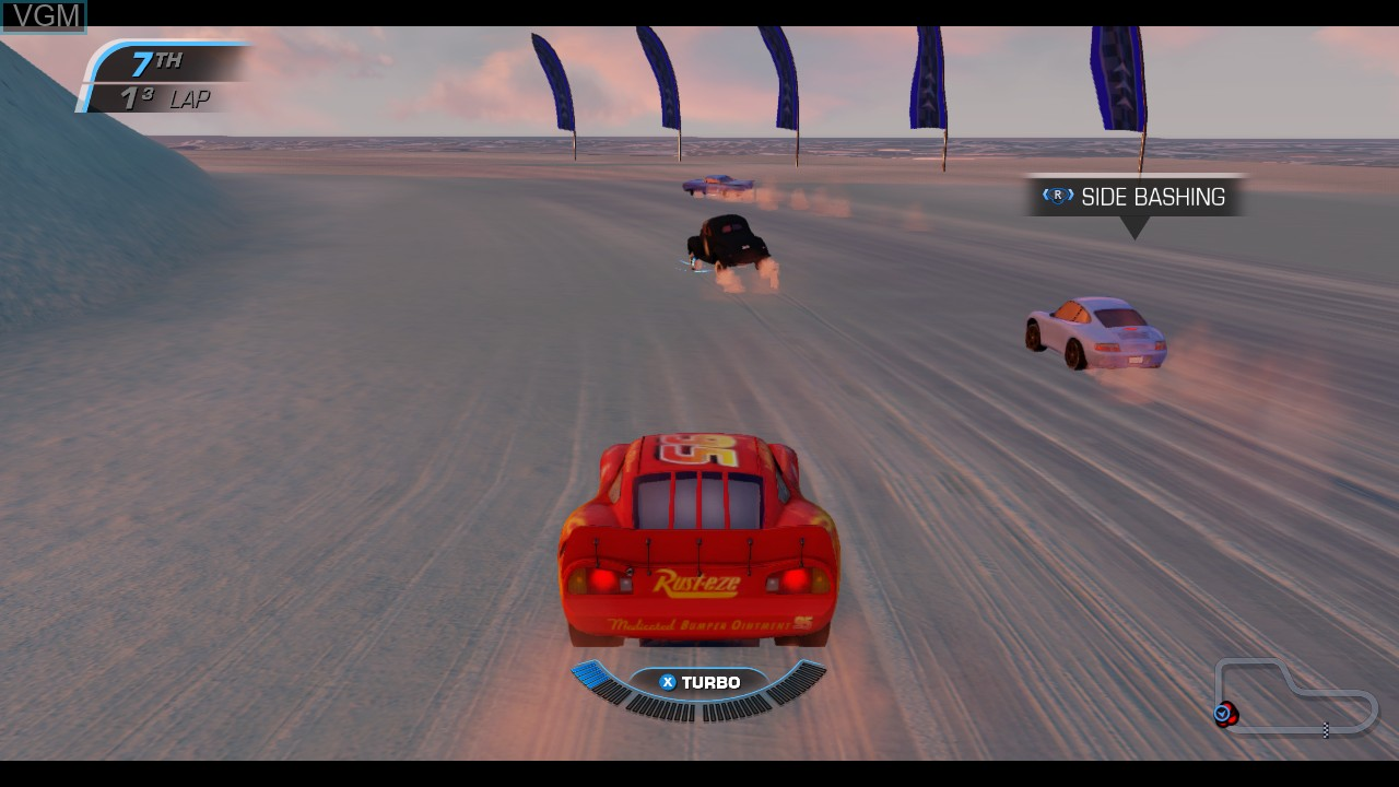 Cars 3 Driven To Win For Microsoft Xbox 360 The Video Games Museum