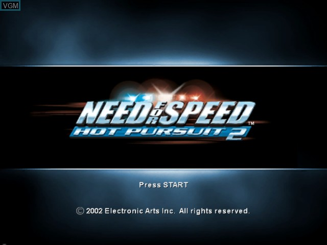 Need For Speed Hot Pursuit 2 For Microsoft Xbox The Video
