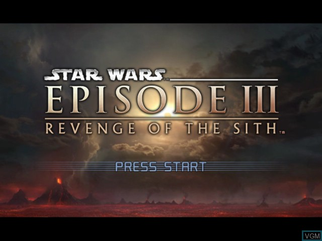 Star Wars Episode Iii Revenge Of The Sith For Microsoft Xbox The Video Games Museum