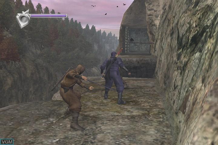 Ninja Gaiden For Microsoft Xbox The Video Games Museum