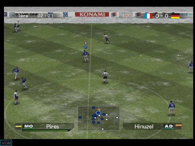Pro Evolution Soccer 5 for Microsoft Xbox - The Video Games