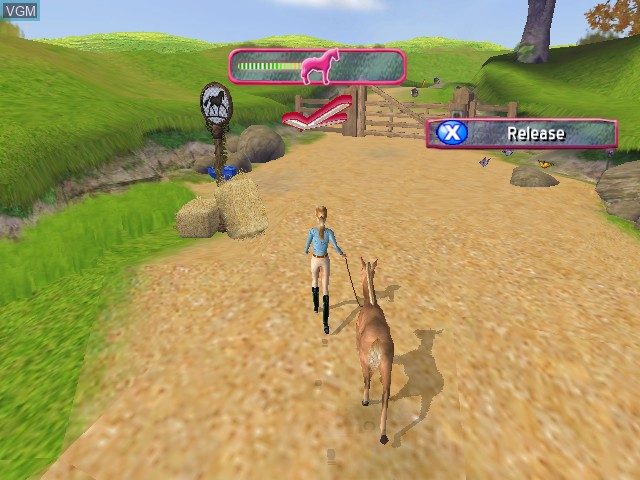 Barbie Horse Adventures - Wild Horse Rescue