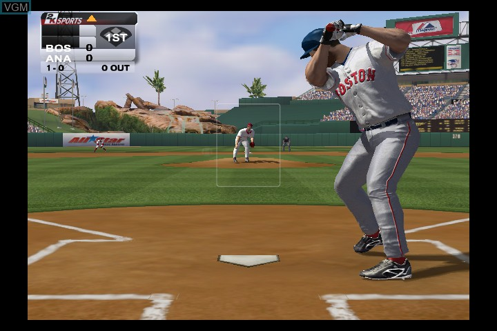 Major League Baseball 2K5 - World Series Edition