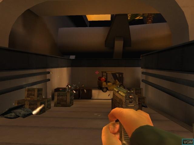 007 - Agent Under Fire