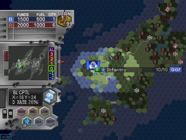 Dai Senryaku VII - Modern Military Tactics
