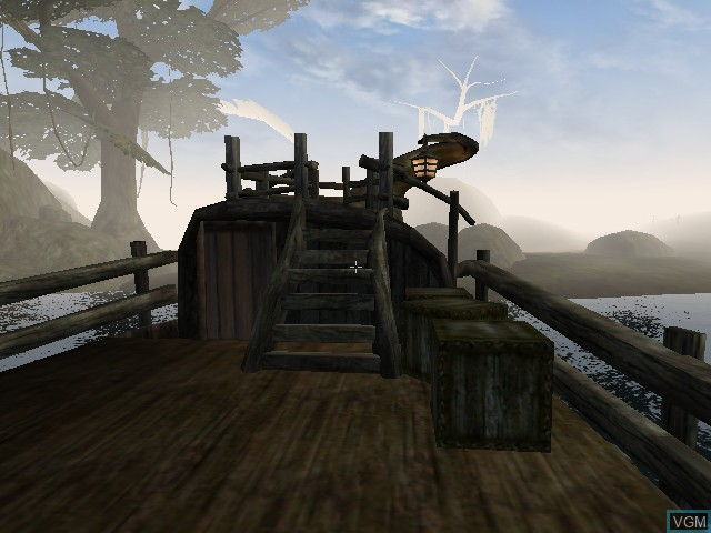 Elder Scrolls III, The - Morrowind