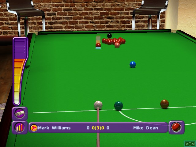 World Championship Snooker 2003