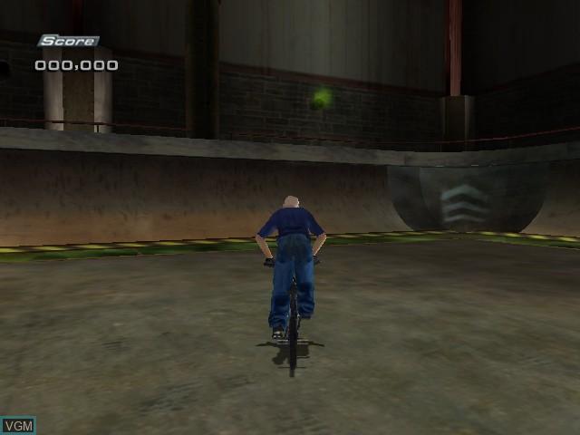 Gravity Games Bike - Street. Vert. Dirt.