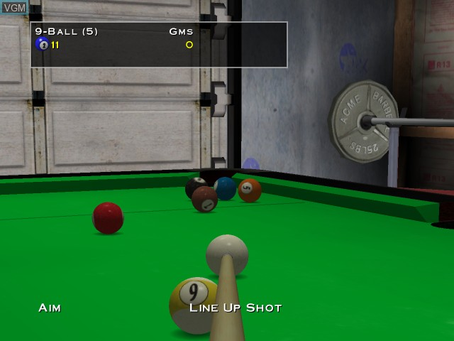 Virtual Pool - Tournament Edition
