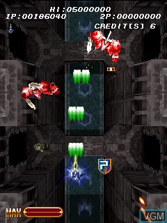 In-game screen of the game Brave Blade on Zinc