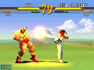 Street Fighter EX 2