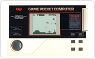 Game Pocket Computer