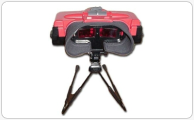 Picture of Virtual Boy system